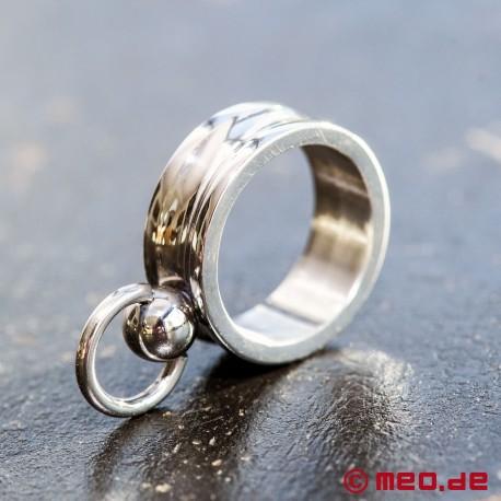 DeLuxe Ring der O - BDSM Schmuck
