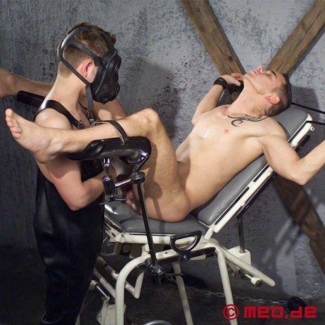 Gay anal speculum - Anal sex trainer