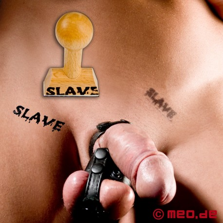 Tatoo Stamp SLAVE