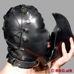 Masque d'esclave en latex - MEO®