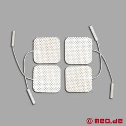 Electro-Stimulation Adhesive Pads