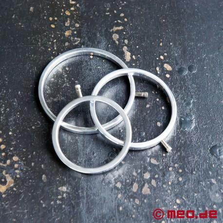 Kit supplémentaire d'anneaux électriques (3 pièces)