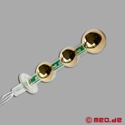 Electrosexe Gang Bang Dildo - tripolar