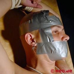 Bondage : Silver Duct Tape
