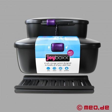 Joyboxx – sistema igienizzante di stoccaggio