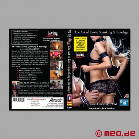 Erotische Spanking & Bondage Bildungs-DVD