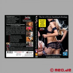 Erotisches Spanking & Bondage Bildungs-DVD