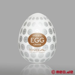 Tenga - Egg Crater (6 pieces)