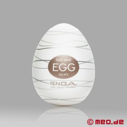 Tenga - Egg Silky (6 Pieces)