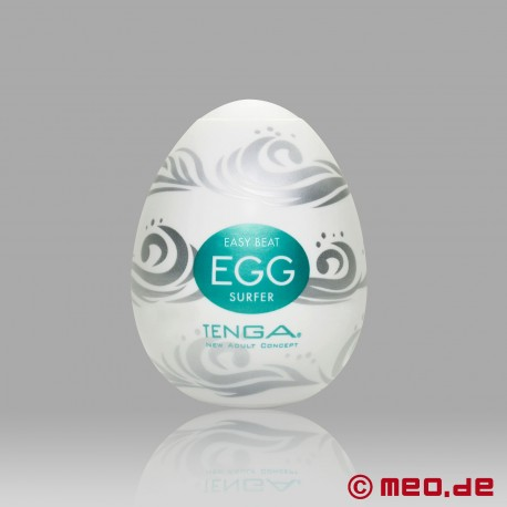 Tenga - Egg Surfer (6 Pieces)