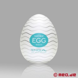 Tenga - Egg Wavy