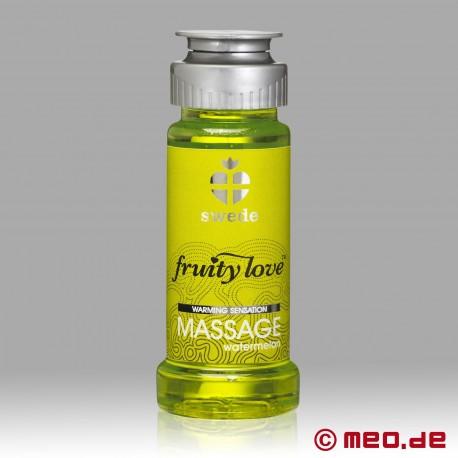 Swede - Fruity Love Massageöl - Watermelon