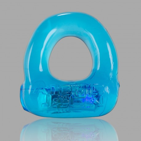 Lumo LED Stretch Cockring - Ice Blue