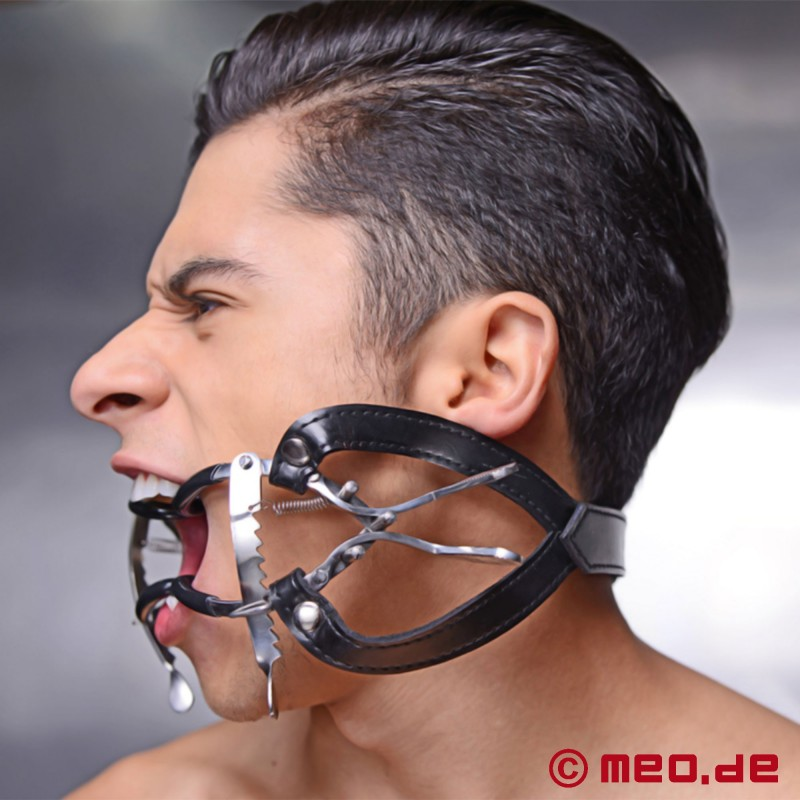 mouth strap