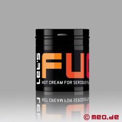 LET'S FUCK HOT - Warming Lubrication Cream