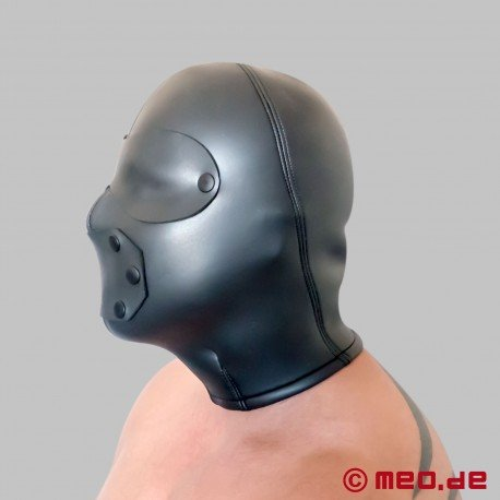 Neoprene Hood with Blindfold & Mouthcover