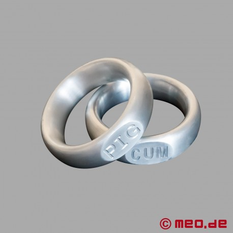 CUM Cock Ring - CAZZOMEO