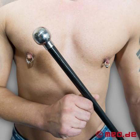 HurtMe: Spanking Stick Leder SM PRO