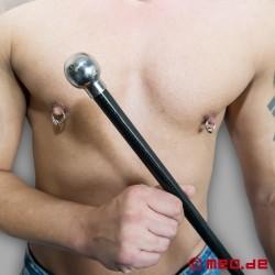 HurtMe: Spanking Stick SM PRO en cuir