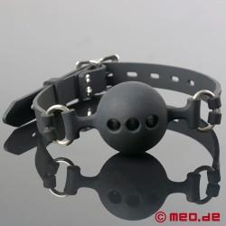 Ball Gag Wet & Naughty - Lockable Gag