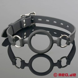 O-Ring Gag Wet & Naughty - Lockable Gag