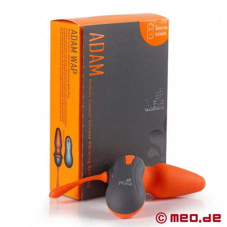 Maia Toys - Remote Control Vibrating Butt Plug
