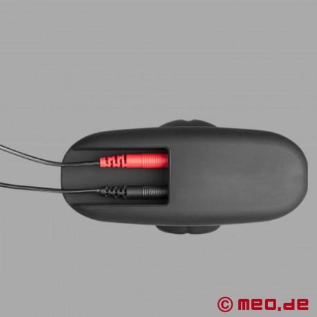 Plug anal électro-sexe - large