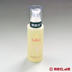 Lylou - Massage Oil Marrakesh