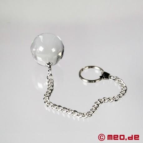 Glass Anal Ball