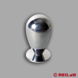 Amoremeo Single Shot Butt Plug Made out of Metal