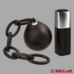 Rocks Off Lust Linx Ball and Chain 10 Speed Remote Egg