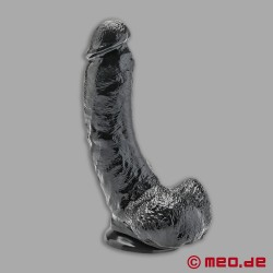 Dildo Cock 8 inch with balls | 23 x 5 cm