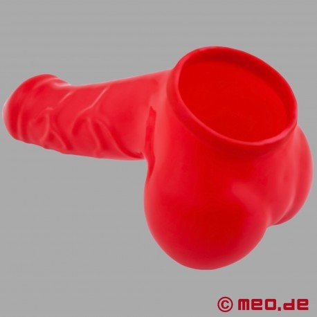 ToylieLatex Penis Sheath Danny, rouge