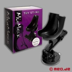 MiaMaxx Wall and floor toy stand for Hand-Held Thruster