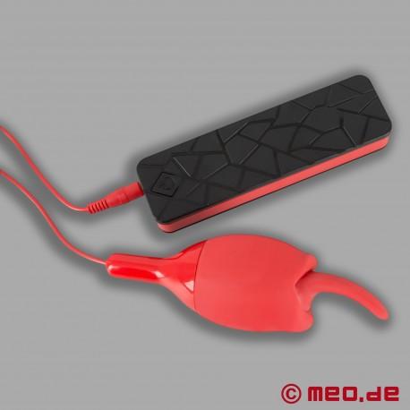 THE LICK - Rimming-Zunge mit Vibrator & Fernbedienung