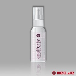ANALFORTE - Anal für Anfänger - Anal Spray für entspannten Analverkehr