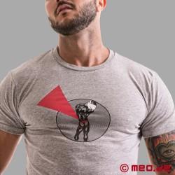 Fetish Gear Retro T-Shirt mit Fetisch-Motiv