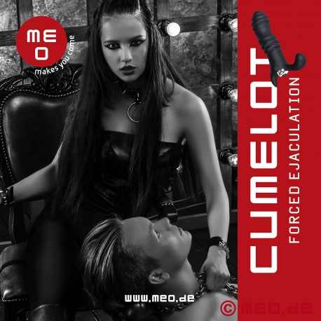 CUMELOT I - Milking plug for forced orgasm