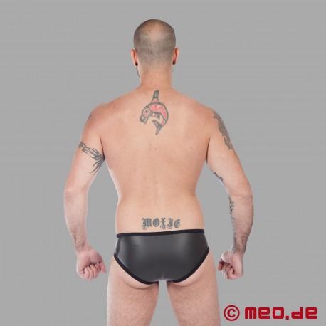 Fetish Neoprene - Neoprene Slip - Black