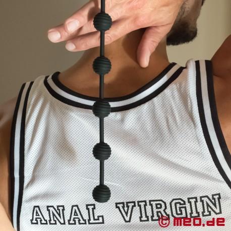 Ass Pop Analkugeln aus Silikon
