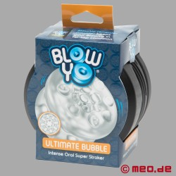 BlowYo - Ultimate Bubble Intense Oral Super Stroker