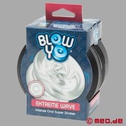 BlowYo - Extreme Wave Intense Oral Super Stroker
