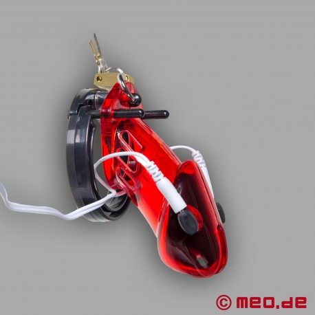 NoPacha Electro - Male Chastity Cage