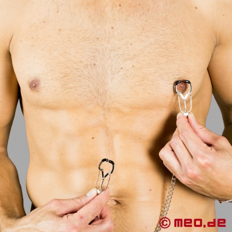 Dr. Sado Studio Brustwarzenklammern