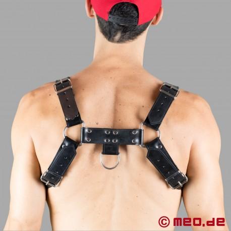 Bulldog Bondage Harness