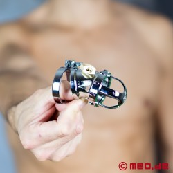 Male Chastity Device NoPacha Titanium