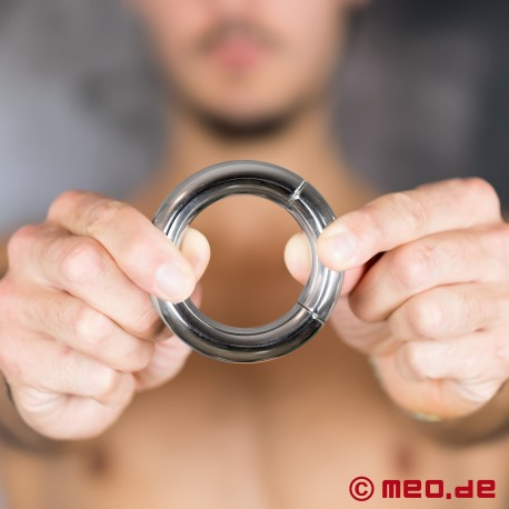 Oh So Easy Magnetic Donut Cock Ring