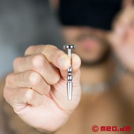 Triple Skinny Rider Penis Plug