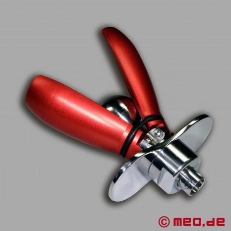 Plug anal verrouillable avec cadenas à minuterie