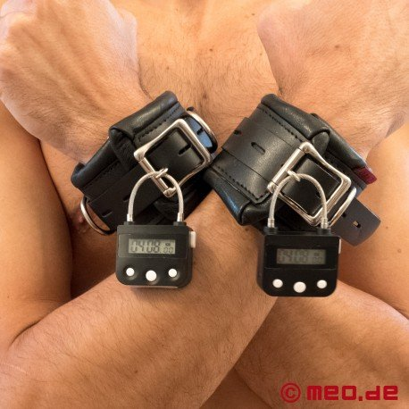 MEOBOND Electronic Time Lock for Bondage and Chastity Belts